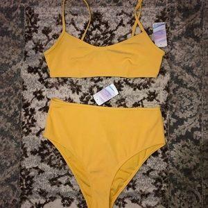 💛 Yellow Bikini Set 💛